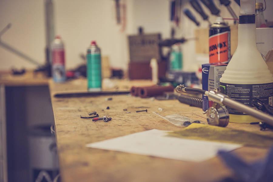 Desarrollo técnico de mobiliario para exposiciones y mobiliario tienda