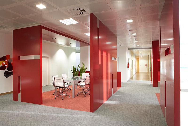 Oficinas constructora Grupo Onofre Miguel