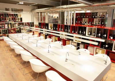 Delicat: tienda de venta de vino