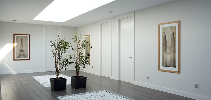 Los diferentes tipos de puertas en viviendas