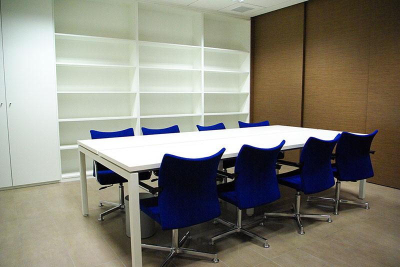Escuela de negocios edem mobiliario comercial contract y - Mobiliario para negocios ...