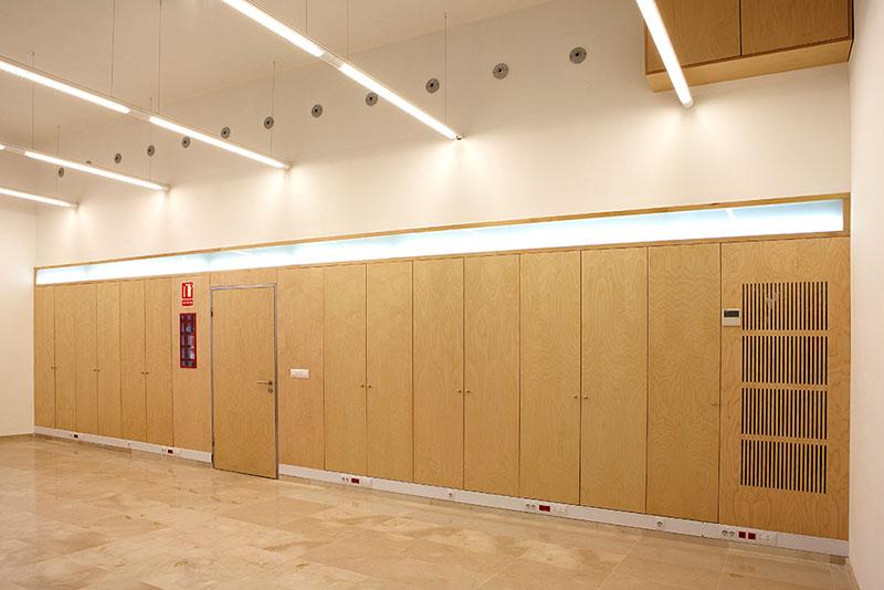 Ayuntamiento de catarroja mobiliario comercial contract for Oficinas servef valencia