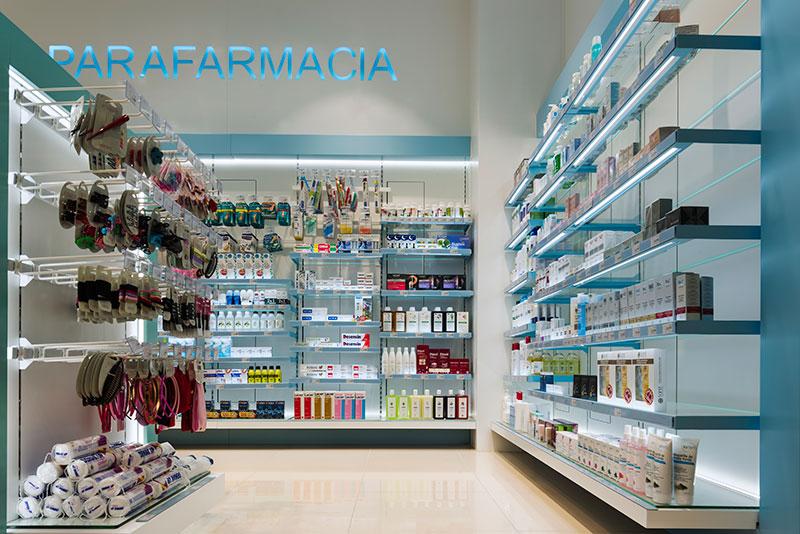 Proyecto druni por pauferro muebles para franquicias - Estanterias para perfumerias ...