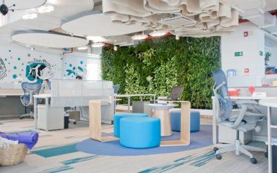 Oficinas que nos inspiran