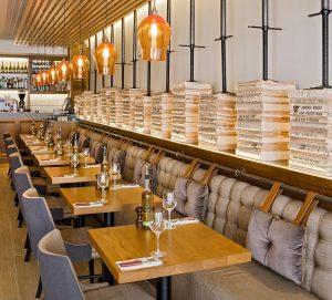 Inspiraci n en el mobiliario de los restaurantes for Mobiliario y equipo para restaurante
