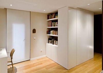decoracion-vivienda-unifamiliar-libreria