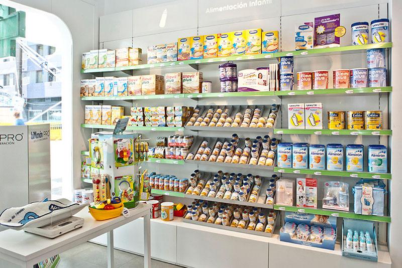 ¿Qué debe transmitir el mobiliario de una farmacia?