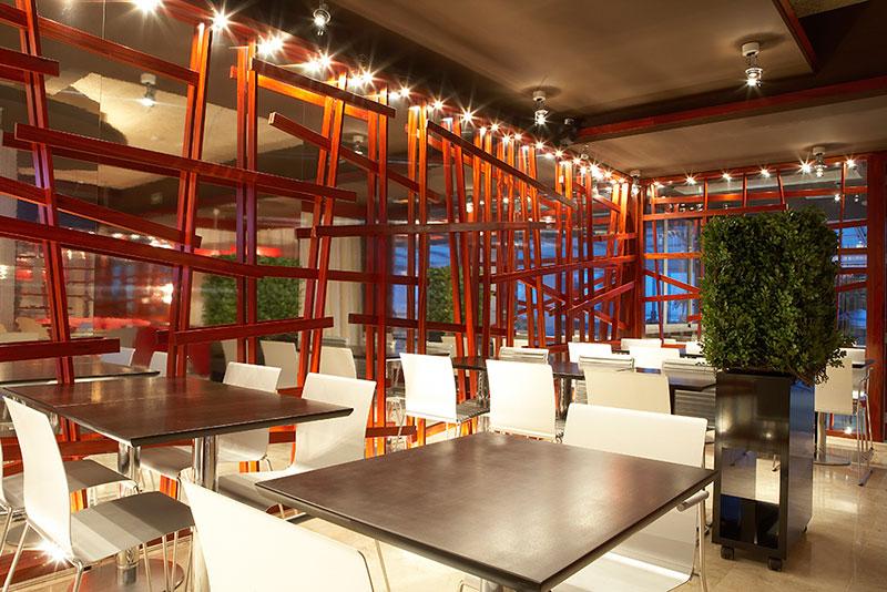 Proyecto destino 56 pauferro muebles para restaurantes y for Mobiliario de restaurante