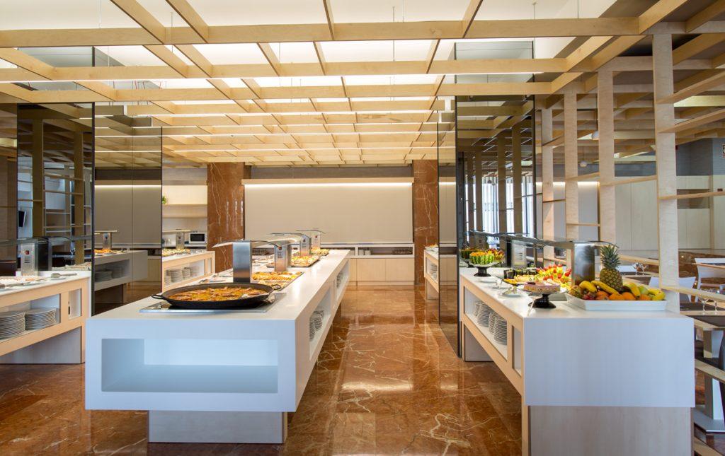 Proyecto en Restaurante Hotel Olympia Valencia