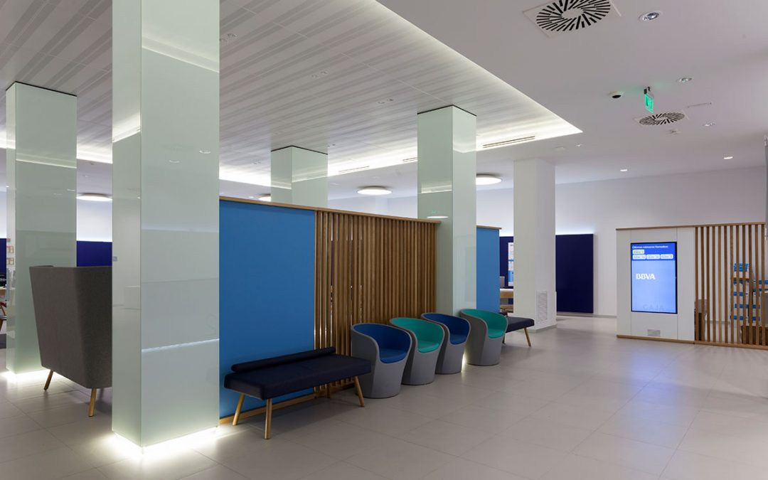 Una cuestión de confianza: las nuevas oficinas de BBVA