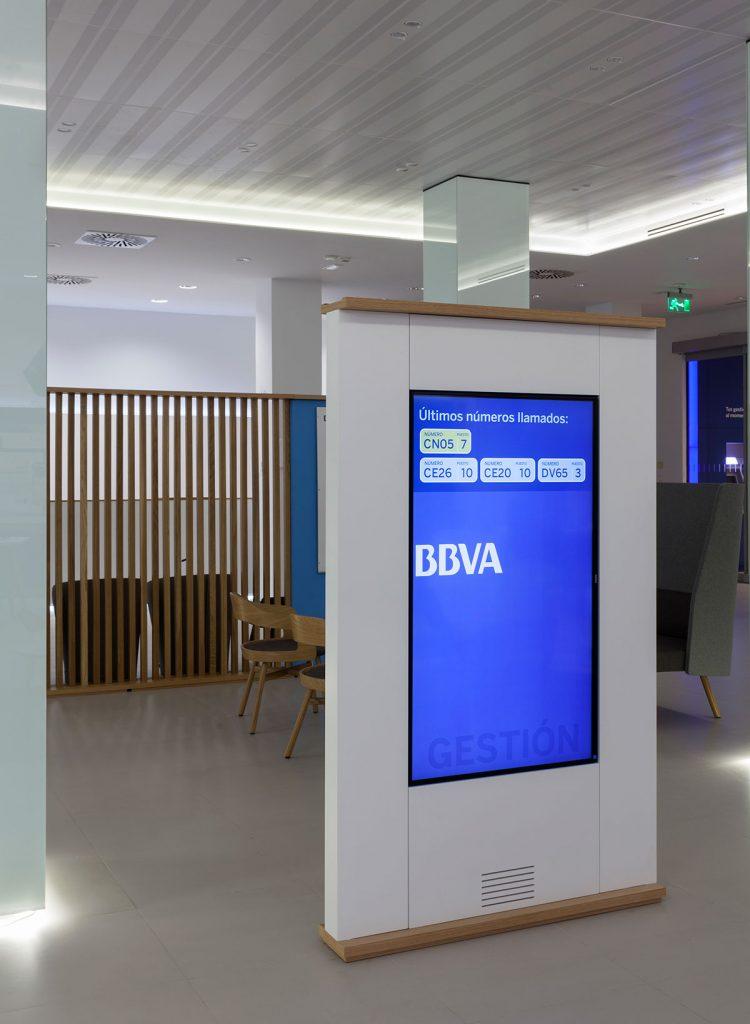 Detalles Proyecto Sucursal BBVA